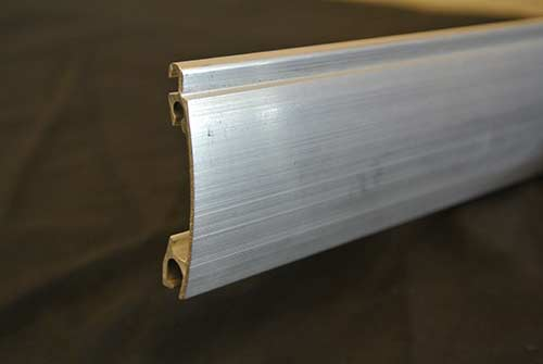 Single Wall Curtain Slats - 35 mm