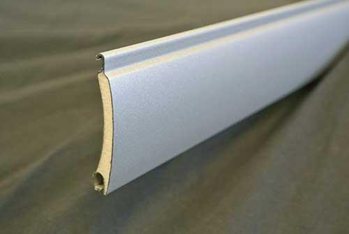 Foam Filled Curtain Slats - 37 mm