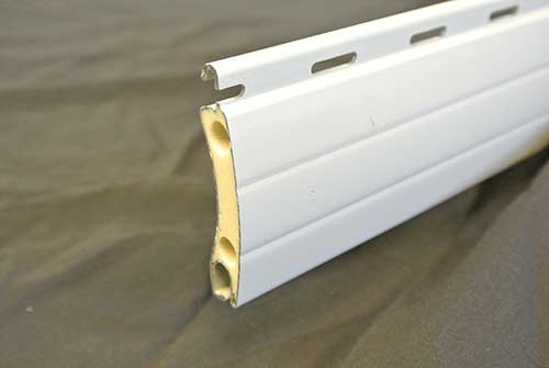 Foam Filled Curtain Slats - 53 mm