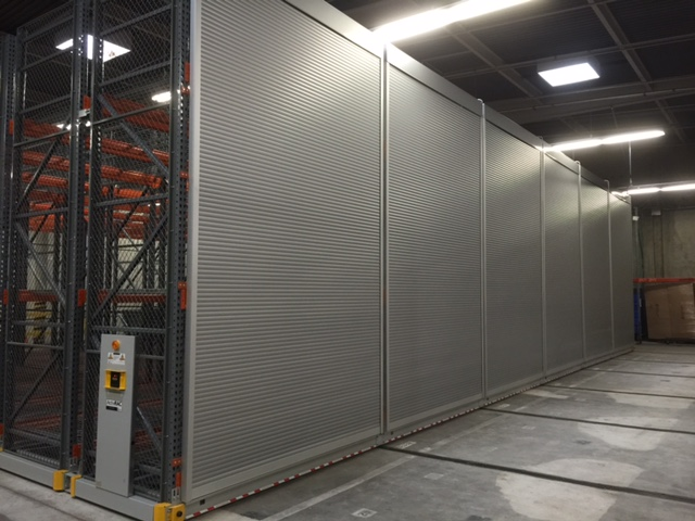 Storage Security Shutter